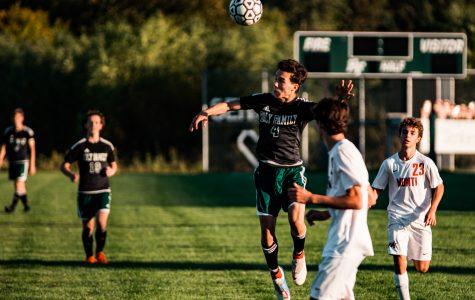 Slideshow: Boys Soccer vs. Monticello