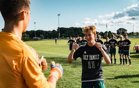 Slideshow: Boys Varsity Soccer vs Fargo