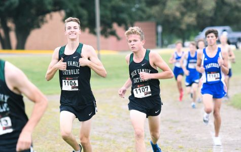 Holy Family Cross Country Competes at New Prague Trojan Invitational