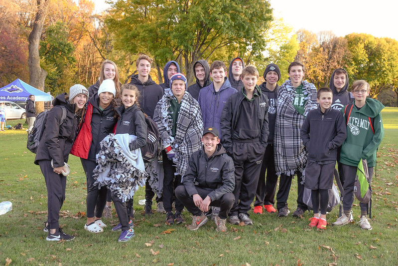 Holy Family Cross Country Section Meet Recap