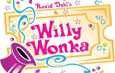 The Holy Family Fall Play: Willy Wonka