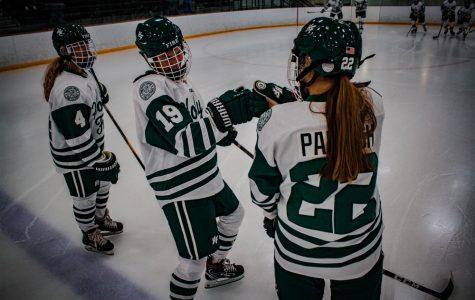 Slideshow: Girls Hockey vs. Mound Westonka
