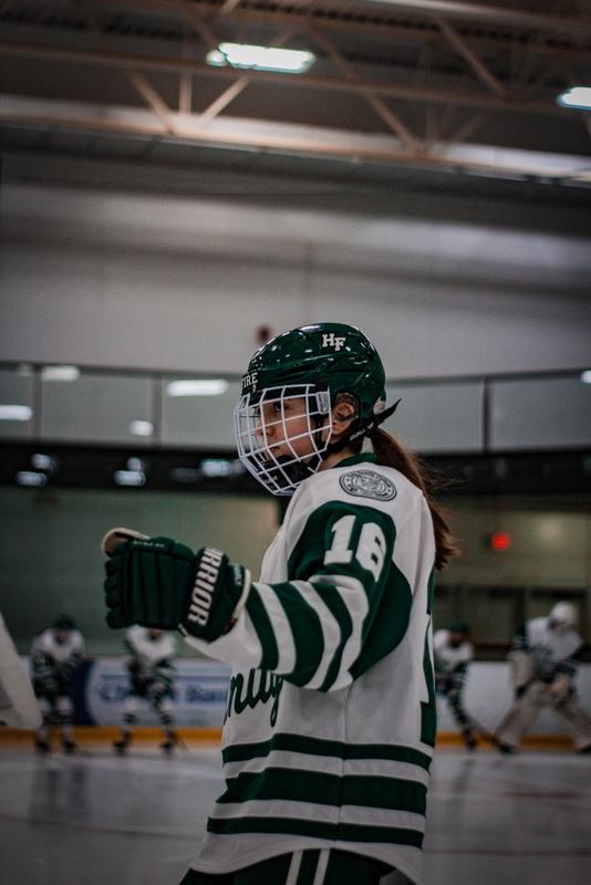 Girls Hockey Eyeing State Run