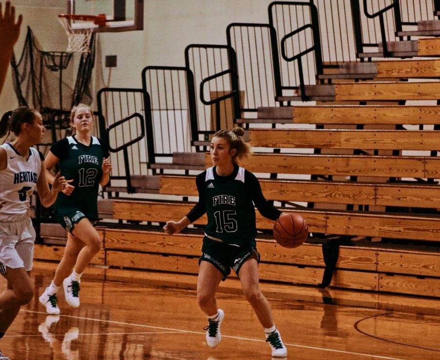 Holy Family Girls Basketball Recap