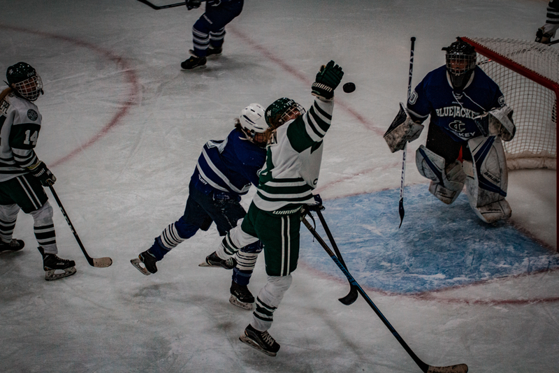 Slideshow: Girls Hockey vs. Cambridge-Isanti