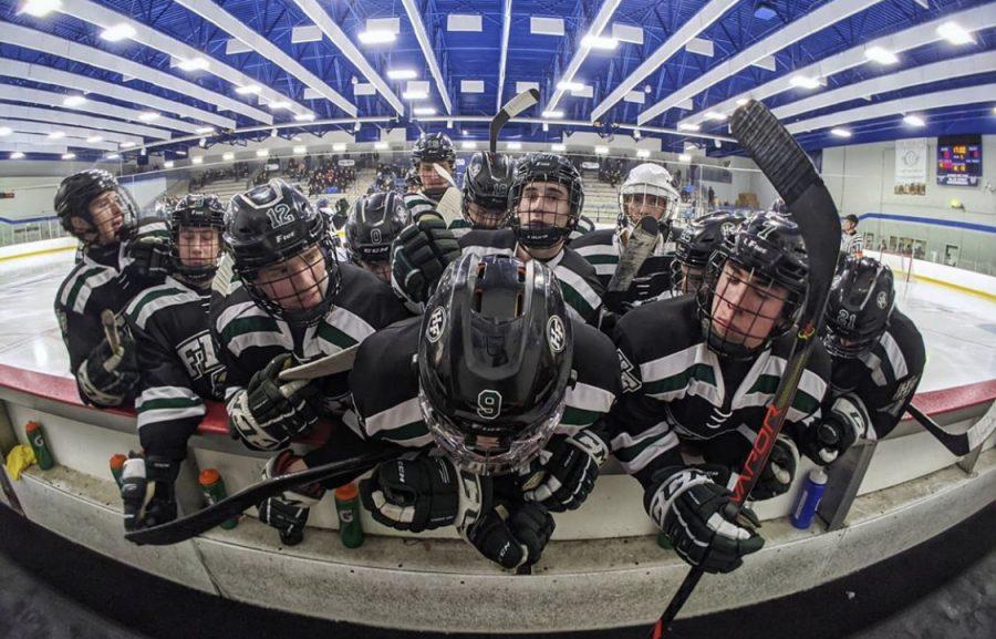 Boys Hockey Downs #10 St. Thomas Academy With Ease