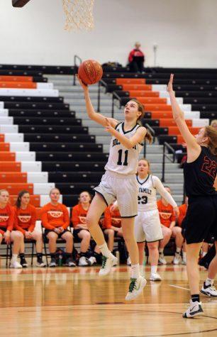 Holy Family Girls Basketball Recap