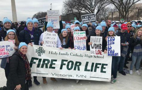 Slideshow: Holy Family Washington D.C. Pro Life Trip