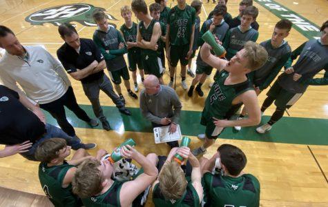 Slideshow: Boys Basketball vs. Orono