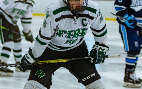 Lucas Jorgenson '20 (16) vs. Blaine - Collin Nawrocki/The Phoenix
