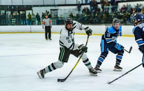 Slideshow: Boys Hockey vs. Blaine