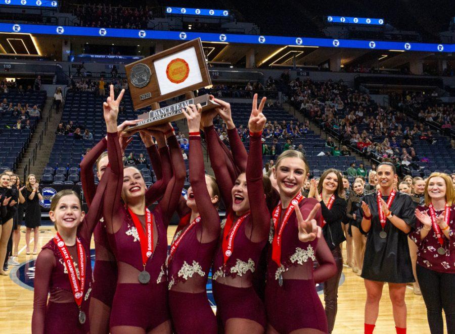Slideshow: Dance Team at 2020 MSHSL State Dance Tournament