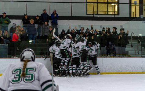 Boys Hockey Emerges Victorious in OT