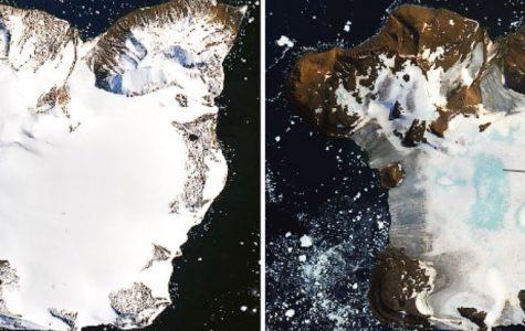 Recent Record Temperature in Antarctica