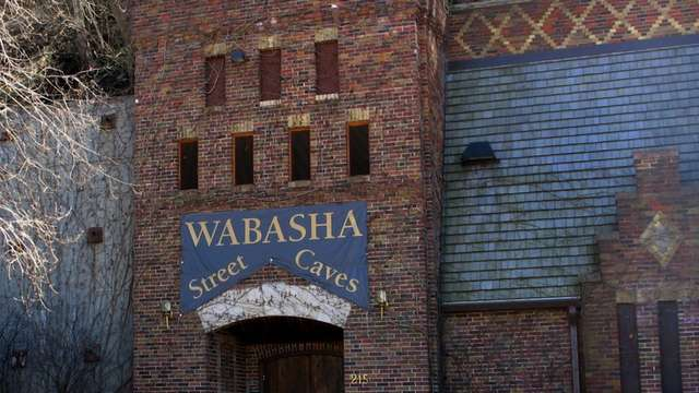 A Brief History of the Wabasha Street Caves