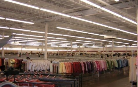 Thrifting: Save your wallet, save the world