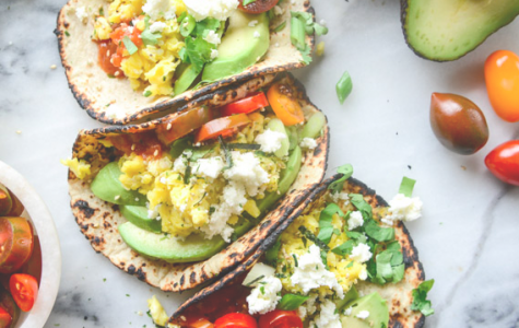 The Perfect Summer Breakfast Tacos