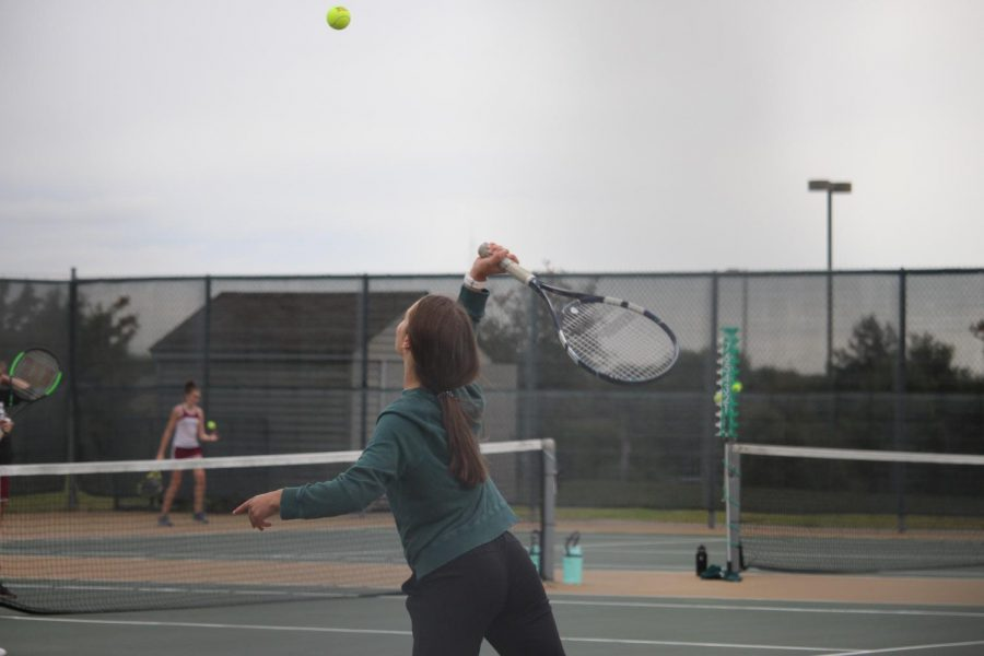 An Overview of Girl's Tennis During COVID