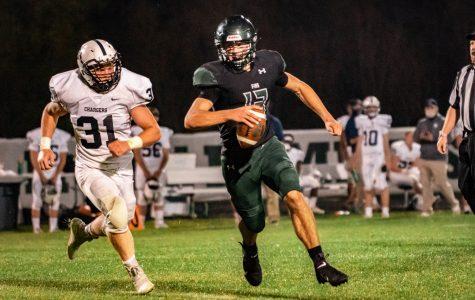 Holy Family Football Captain Jake Kirsch '21 (13)