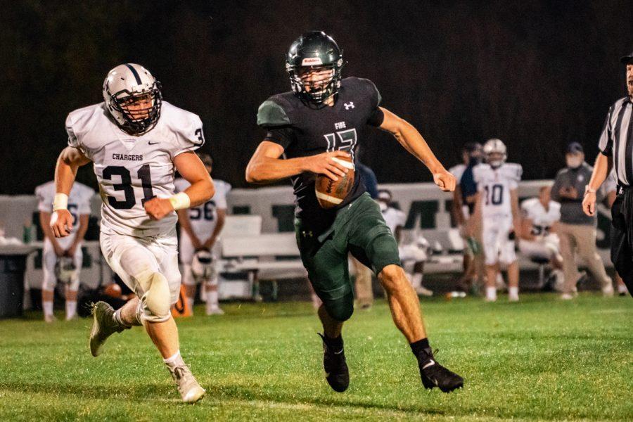 Holy Family Football Captain Jake Kirsch 21 (13)