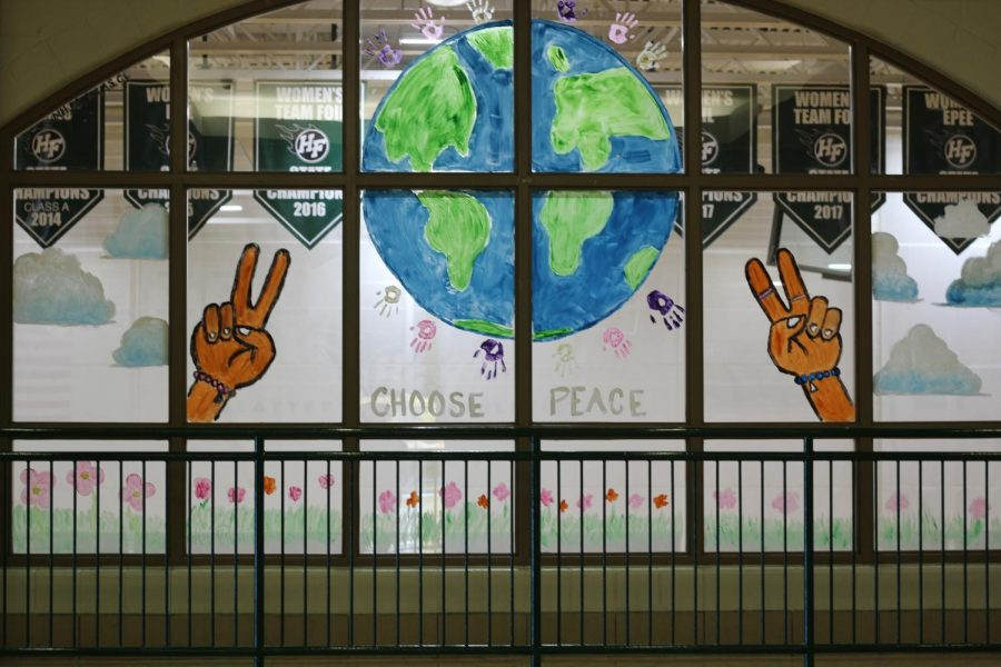 Holy Family's Response to the International Lasallian Days of Peace