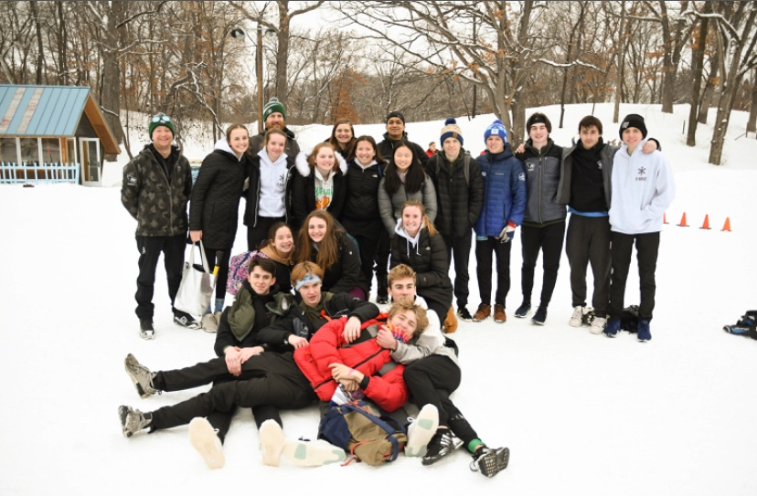 Preview of Holy Family's Nordic Team
