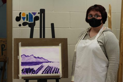 Ms. MacDonald will be teaching plein air painting.