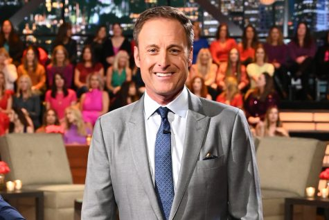 "THE BACHELOR - ""The Bachelor: Season Finale Part 2"" - Peter, Hannah Ann and Madison appeared live with Chris Harrison to talk about those tumultuous days in Australia and the rollercoaster of events that have happened since. Its all on night two of the two-night, live special, season finale event on ""The Bachelor,"" TUESDAY, MARCH 10 (8:00-10:01 p.m. EDT), on ABC. (John Fleenor via Getty Images) CHRIS HARRISON"