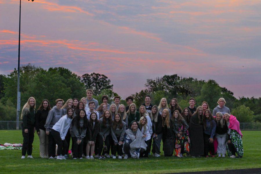 Senior Sunrise Tradition Continues