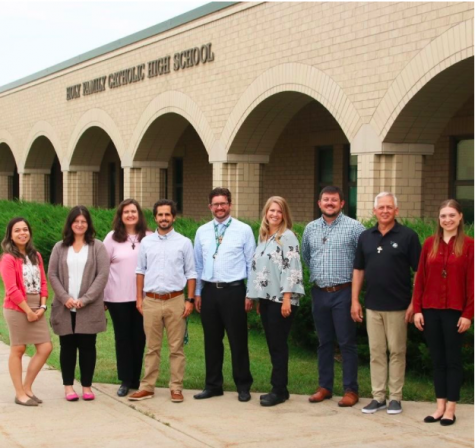 New Teachers at Holy Family (Part One)