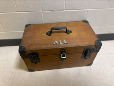 The Story Behind the Football Teams Lock Box