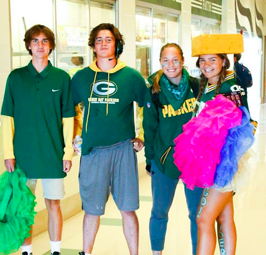 Homecoming Team - Packers